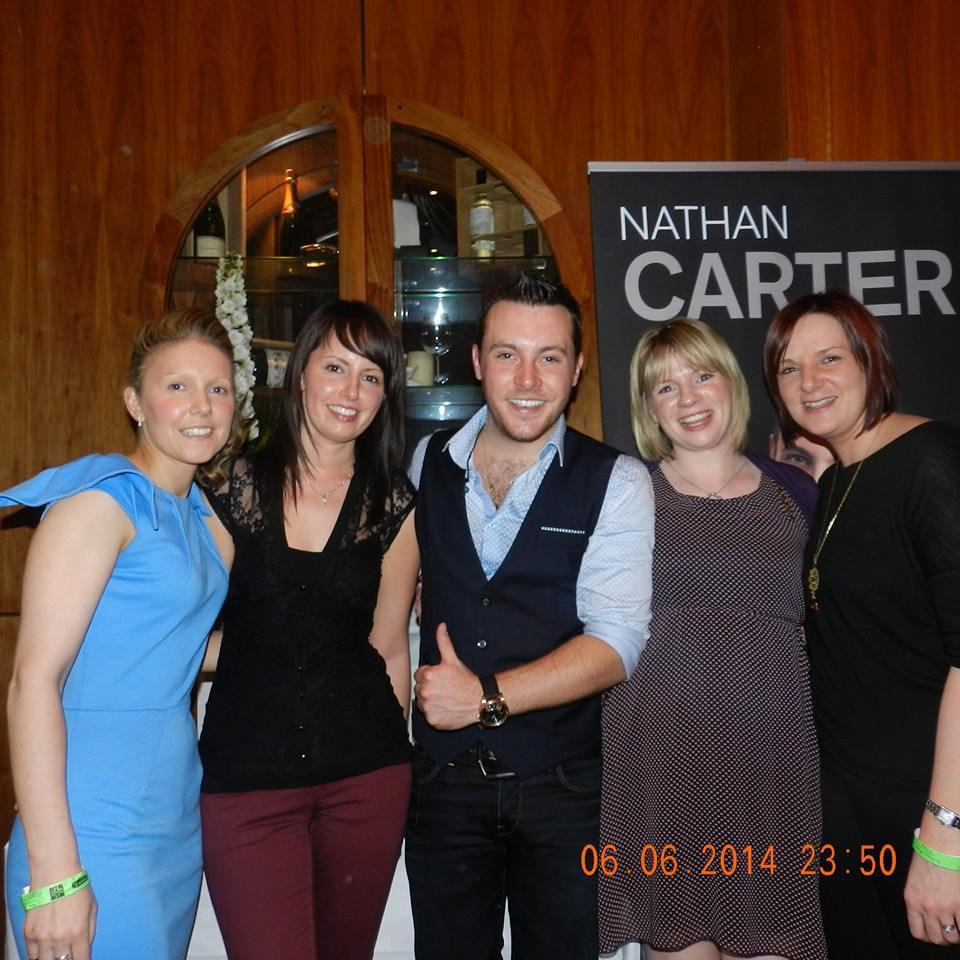 Nathan Carter Fundraiser